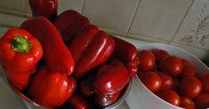 Masovo-zeleninová směs tousty Stuffed Peppers, Vegetables, Food, Stuffed Pepper, Vegetable Recipes, Eten, Stuffed Sweet Peppers, Veggie Food, Meals