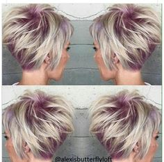 Chic Short Haircuts: Popular Short Hairstyles for 2019 # 201820 . Chic Short Haircuts: Popular Short Hairstyles for 2019 # 20182019 Source by frisurgram Bob Hairstyles 2018, Popular Short Hairstyles, Layered Bob Hairstyles, Short Stacked Haircuts, Brunette Hairstyles, Boho Hairstyles, Stacked Bob Fine Hair, Stacked Bob Short, Short Edgy Hairstyles