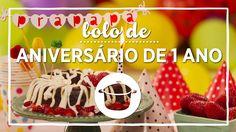 Prapapá - Receita de Bolo de Aniversário sem Açúcar, Glúten e Lactose - YouTube