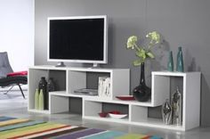Mueble Fashion Para Lcd / Tv - Rack - Modular - Mesa Dpa