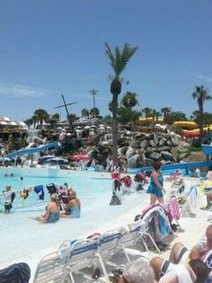 Big Kahuna's Water Park in Destin Florida