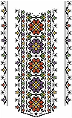 1 million+ Stunning Free Images to Use Anywhere Hungarian Embroidery, Folk Embroidery, Beaded Embroidery, Cross Stitch Embroidery, Embroidery Patterns, Knitting Patterns, Cross Stitch Borders, Cross Stitch Designs, Cross Stitching