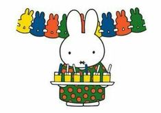 *Dick Bruna ~ Tante Trijn