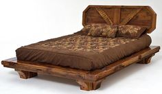 DIY Wood Projects | Wood Bed Designs – Easy DIY Woodworking Projects Step by Step How To ...