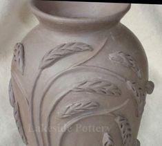 Tall Vase - Handbuilding with Slab