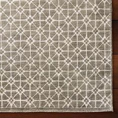 Myles Knotted Area Rug