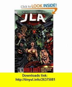 JLA (Book 1) New World Order (9781563893698) Grant Morrison, Howard Porter, John Dell , ISBN-10: 156389369X  , ISBN-13: 978-1563893698 ,  , tutorials , pdf , ebook , torrent , downloads , rapidshare , filesonic , hotfile , megaupload , fileserve