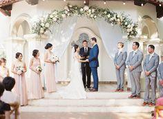 Venue: Rancho Las Lomas - http://www.stylemepretty.com/portfolio/rancho-las-lomas Bridesmaids' Dresses: Jenny Yoo - http://www.stylemepretty.com/portfolio/jenny-yoo Event Planning: LVL Weddings & Events - http://www.stylemepretty.com/portfolio/lvl-events Read More on SMP: http://www.stylemepretty.com/2016/07/20/a-ranch-wedding-featuring-pantone-colors-of-2016/