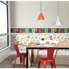 Comkids Room Wallpaper Borders : ... Room Wallpaper and Border on Pinterest  Kids Wallpaper, York and
