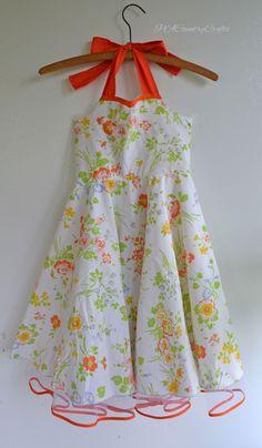 Sweetheart Dress - step by step Photo tutorial - Bildanleitung
