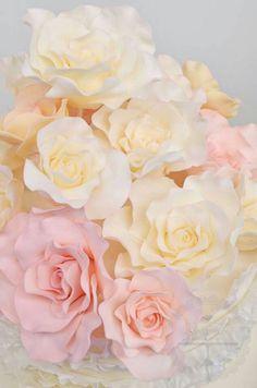 (Sugar flowers | Sugar Flowers~Confectionery Art)
