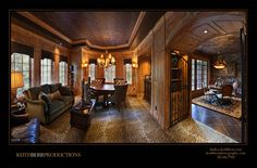 log house interior pictures | Panorama Home Interiors, WOW!! – Keith Berr Photography Blog
