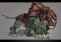 Battlecat by feuerkorn