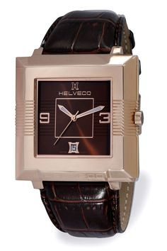 Helveco Pyramid Wristwatch via Helveco Italy. Click on the image to see more!