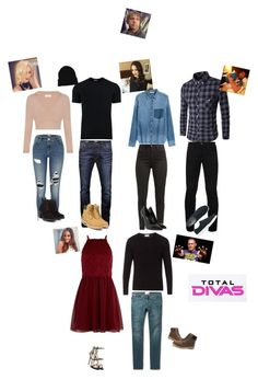 Designer Clothes, Shoes & Bags for Women Wrestling Outfits, Wwe Outfits, Red Herring, Total Divas, Hilfiger Denim, Jack Jones, Barbecue, Dean, River Island