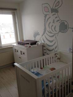 1000 images about babykamer on pinterest met van and hanging bassinet - Afbeelding babykamer ...