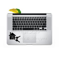 If youre a real estate agent and working as a Realtor, youre going to love this decal for your Macbook. Share your love for real estate and representing your clients with this Realtor keypad decal.