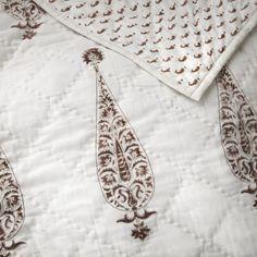 Ashoka/Bibi Quilt – Les Indiennes