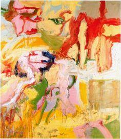 Montauk 1, 1969, Willem de Kooning
