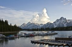 Colter Bay, Wyoming