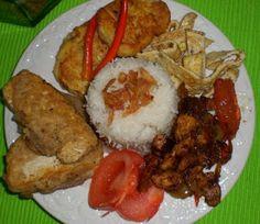 """NASI UDUK"" - Indonesian Food"