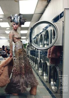 Posted by Pinner: There's just something incredibly sexy about a laundromat... no matter what generation!