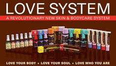 The LOVE SYSTEM Organic Skin & Bodycare range is for anyone who is seeking a more holistic approach to health and quality of life.  The LOVE SYSTEM is an organic range that was created to make a positive difference in people's everyday lives – not just in improved complexion and skin wellness terms, but also in self perception and the way they feel about themselves.