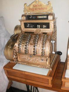 caixas registradoras antigas - Pesquisa Google