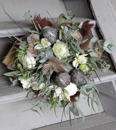Floral Wreath, Wreaths, Instagram Posts, Flowers, Plants, Home Decor, Decoration Home, Door Wreaths, Room Decor
