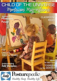Montessori Mag-nificence - Free Mag -  August 2017 - ed 37