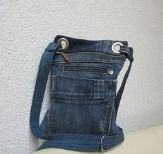"""Tasche zum Umhängen """"Froschmaul"""" von Gasani  auf DaWanda.com"""