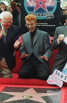 David Bowie Star Man
