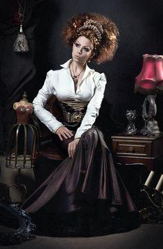 Steampunk - Fotografie und Design Mascha Seitz