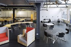 Club Workspace Enterprise House and Barley Mow Coworking - London