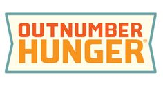 1 in 6 Americans struggles with hunger. 5 in 6 Americans can help. Learn how you can help at OutnumberHunger.com.