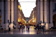 Rua Augusta | Lisboa