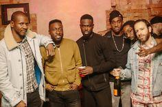 Giggs, Ghetts, Jammer, Bugzy Malone. UK Rap & Grime Music