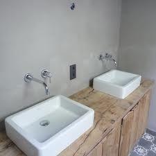beton en hout badkamer - Google zoeken