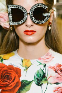 Dolce & Gabbana SS18.