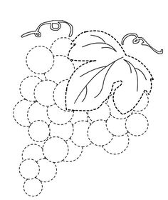 Crafts,Actvities and Worksheets for Preschool,Toddler and Kindergarten.Free printables and activity pages for free.Lots of worksheets and coloring pages. Tracing Worksheets, Preschool Worksheets, Kindergarten Activities, Motor Activities, Autumn Activities, Activities For Kids, Kids Study, Art For Kids, Crafts For Kids