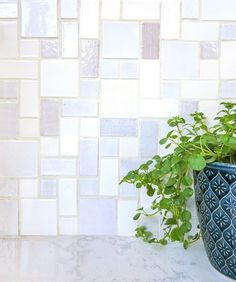 The perfect way to give dimension to your backsplash! Savvy Squares - 11 Deco White and 130 White Projects For Kids, Art Projects, Art Photography Women, Christmas Gifts For Girls, Handmade Tiles, Color Tile, Cover Design, Backsplash, Craftsman