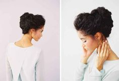 29 Bridal Hairstyles Black Girls Can Rock Flawlessly
