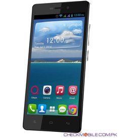 The QMobile Noir M90 has 5 inches screen. QMobile Noir M90 takes photos & videos using 8 MP Camera camera, with th great features of Autofocus, LED flash, geo-tagging, face detection, image stabilization . QMobile Noir M90 enables users to capture sharp, detailed video, pictures & Recording.