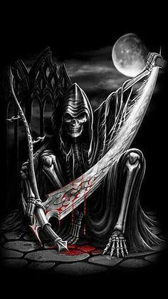 Image result for Vampire grim reaper