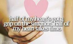 John Mayer / Taylor Swift. Half of my Heart.