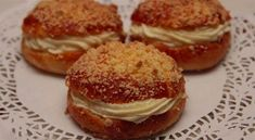 Cheesecake ve sklenici Czech Recipes, High Tea, Bagel, Tea Time, Cheesecake, Muffin, Cooking Recipes, Bread, Cookies