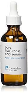 Hyaluronic Acid Serum for Skin- 100% Pure-Highest Quality, Anti-Aging Serum-- Intense Hydration + Moisturizer, Non-greasy, Paraben Free, Vegan-Best Hyaluronic...