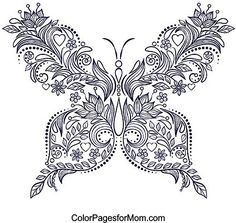 Free adult coloring pages. Pick a category, click, & print! Works best in Internet Explorer or Firefox.
