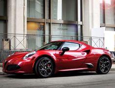 Alfa Romeo 4C #alfaromeovintage