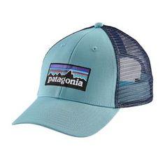 P-6 Logo LoPro Trucker Hat, Cuban Blue (CUBB)